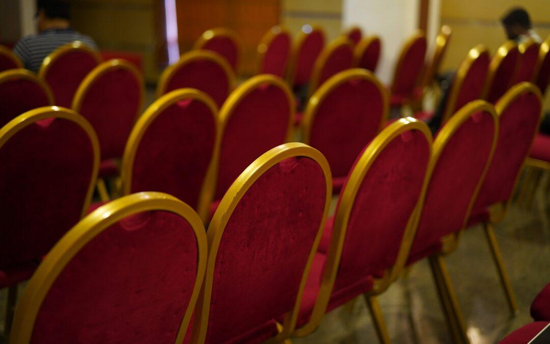 Evenement organiseren en uitnodigen deelnemers