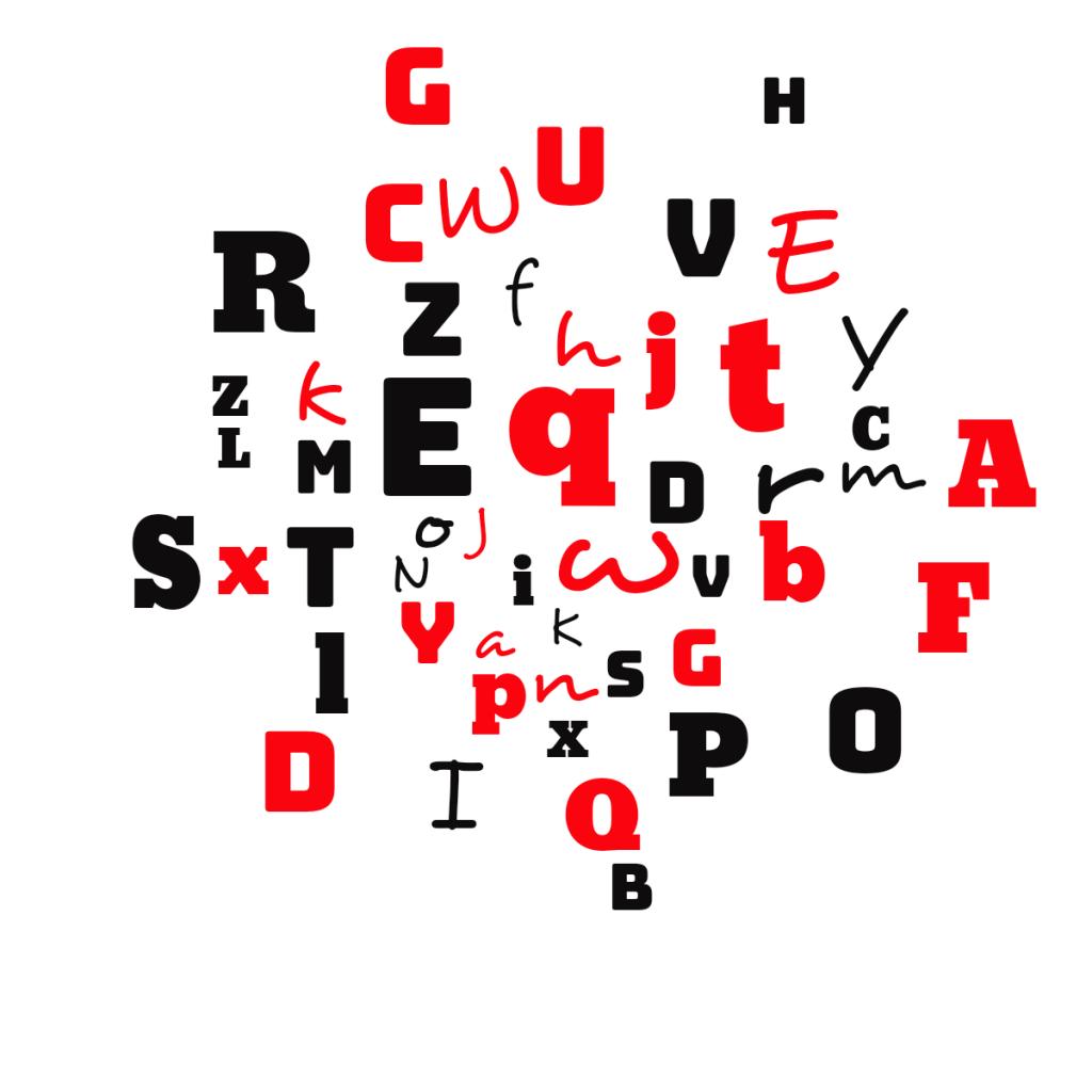 Hoofdletters in kleine letters omzetten
