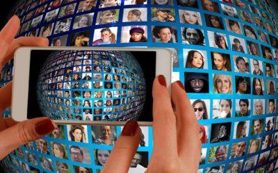 Netwerken zonder fysieke bijeenkomst / Oldambt Nieuws aug. 2020