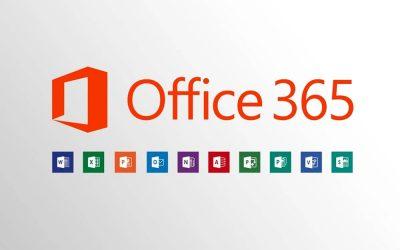 Sjablonen opslaan in Office 365